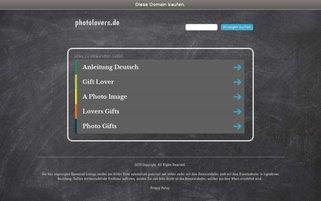 photolovers Webseiten Screenshot