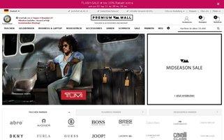 Premium Mall Webseiten Screenshot