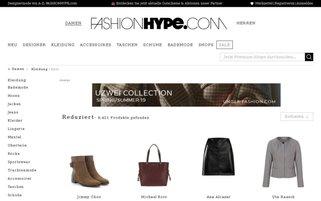 Magic Price Webseiten Screenshot