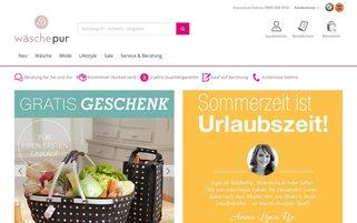 waeschepur.de_Screenshot