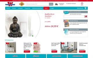 Wohnorama Webseiten Screenshot