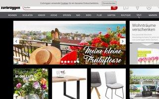 Zurbrüggen Webseiten Screenshot