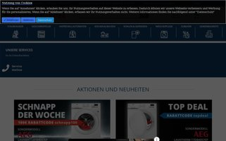 Premiumshop24 Webseiten Screenshot