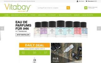 Vitabay Webseiten Screenshot