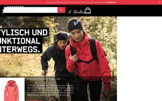 Karstadt Sports Webseiten Screenshot