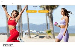 Womens Best Webseiten Screenshot
