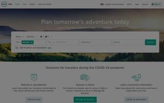 Kiwi Webseiten Screenshot
