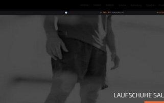 SPORTWERK Webseiten Screenshot