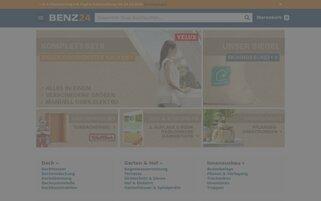 Benz24 Webseiten Screenshot