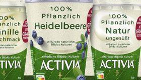 Activia 100% Pflanzlich