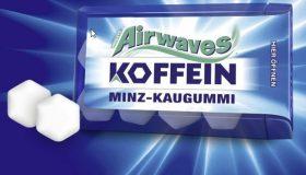 Airwaves Koffein Minz Kaugummi