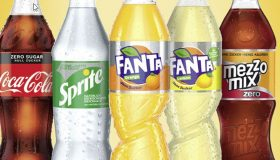 Cola, Fanta, Sprite, Mezzo Mix ohne Zucker