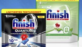 Finish Quantum Ultimate 10 Tabs und Finish 0% 12 Tabs