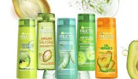 Garnier Fructis Shampoos, Spülungen & Kuren