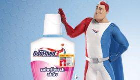 Odol-med3 Mundspülung Zahnfleisch aktiv