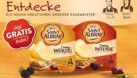 """Saint Albray """"Cremig-Würzig"""" oder """"Cremig-Intense"""""""