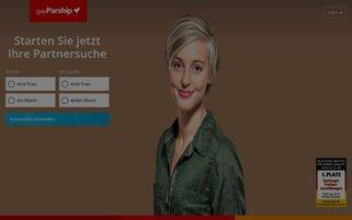 gayParship Webseiten Screenshot