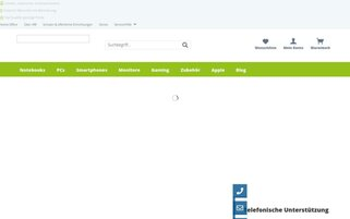 AfB Webseiten Screenshot