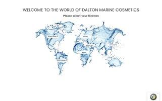 Dalton Webseiten Screenshot
