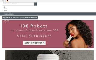 myvitamins Webseiten Screenshot