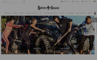 Robertogeissini Webseiten Screenshot