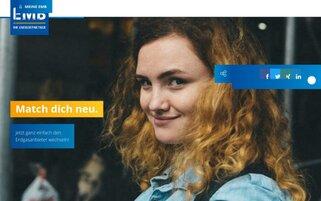 EMB Webseiten Screenshot