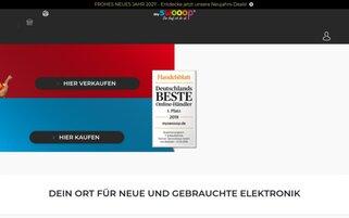 mySWOOOP Webseiten Screenshot