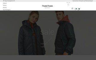 ThokkThokk Webseiten Screenshot