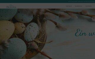 Bioloka Webseiten Screenshot