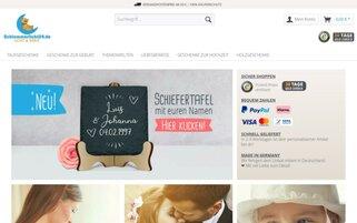 Schlummerlicht24 Webseiten Screenshot