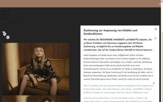 Modivo Webseiten Screenshot