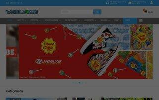 wheelz4kids Webseiten Screenshot