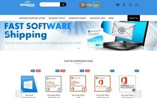 lizenzexpress Webseiten Screenshot