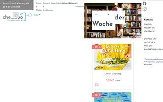 cheaboo Webseiten Screenshot